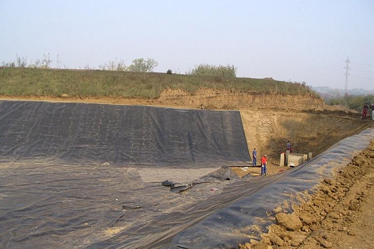 Bazen za odpadne vode Vreoci 04