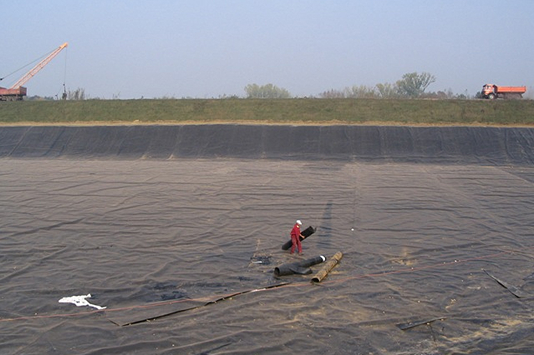 Bazen za odpadne vode Vreoci 05