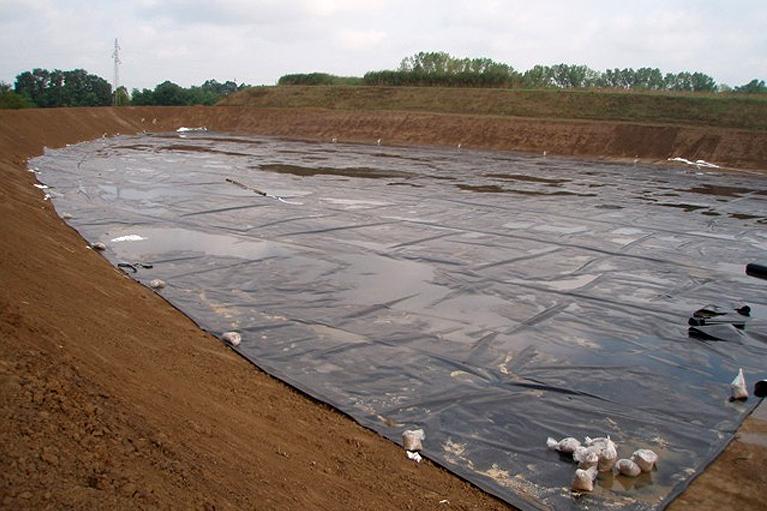Bazen za odpadne vode Vreoci 06